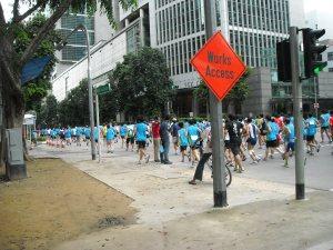 Singapore Marathon 2010