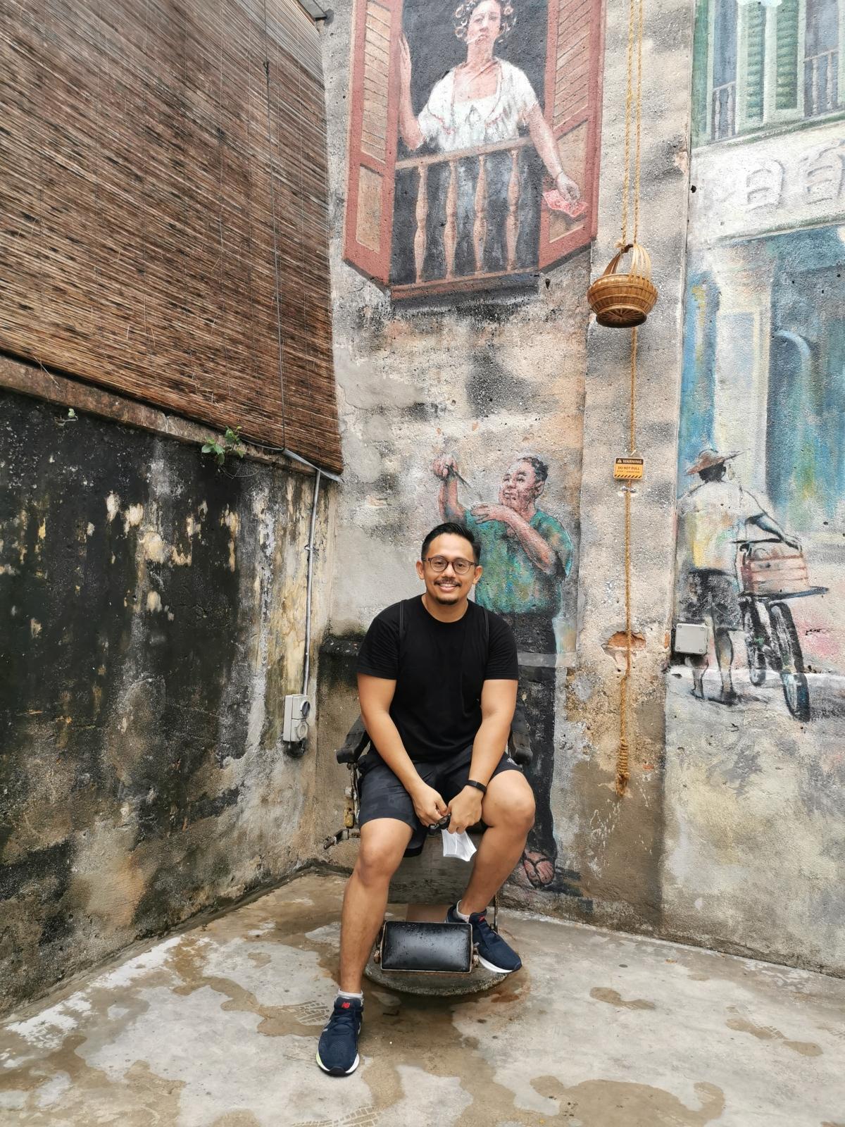 Street art & Mural di KualaLumpur