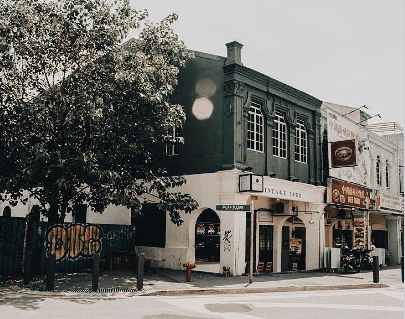 5 Kafe Retro Menarik di PetalingStreet