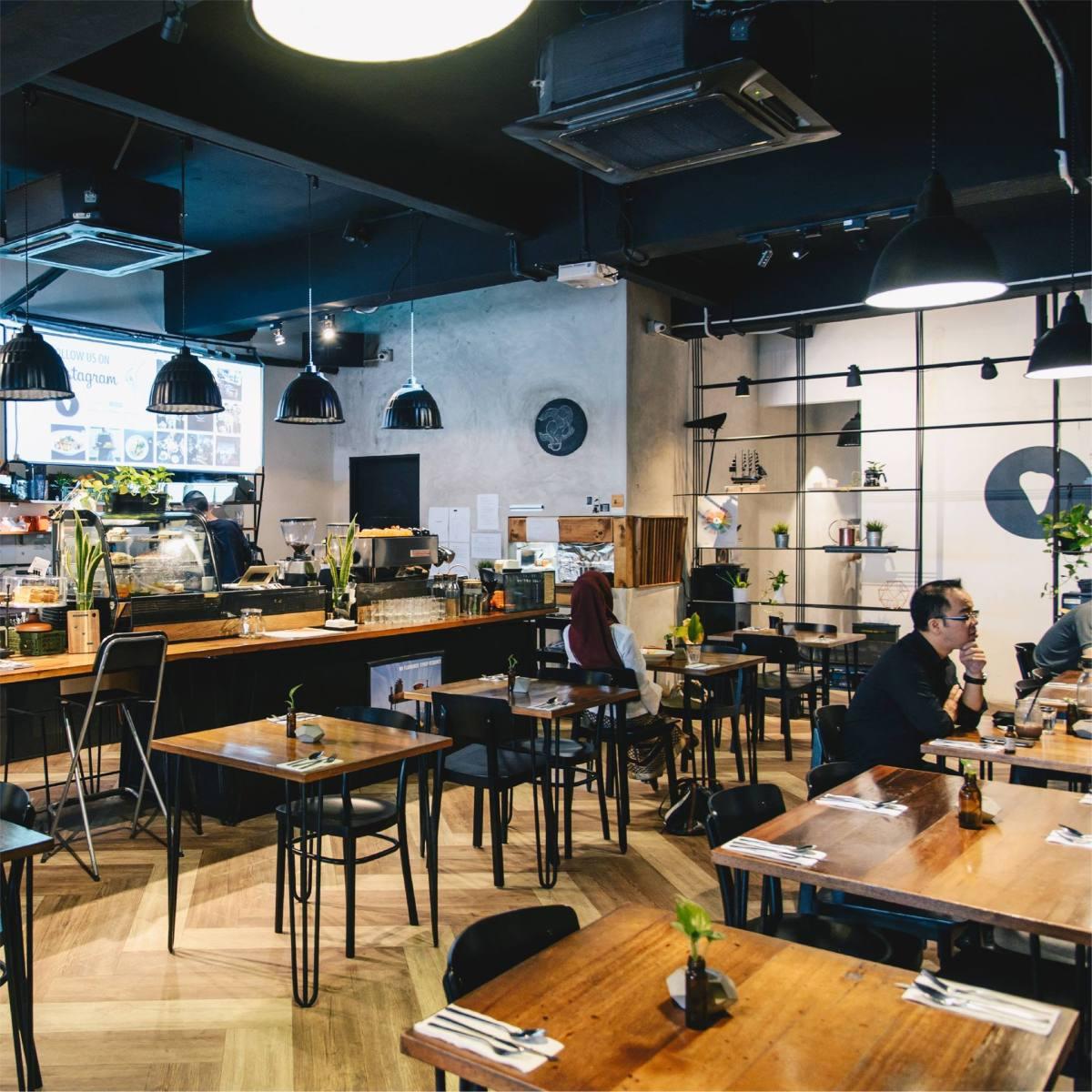 5 Kafe Menarik di TTDI, KualaLumpur